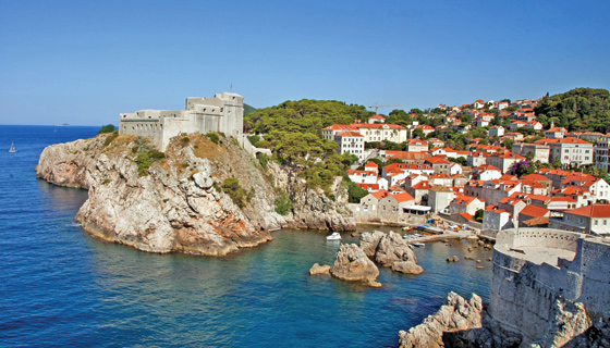 Dalmatian Coast Biking Tour